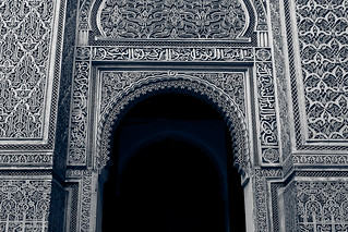madrassa - Meknes, Morocco | by Phil Marion (177 million views - THANKS)