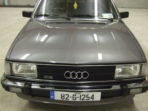 1982 Audi 100 5E (Typ 43)   quattro777   Flickr