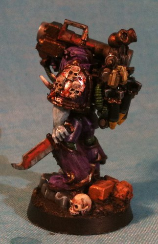 Nurgle Havoc with Missile Launcher | by Muskie McKay