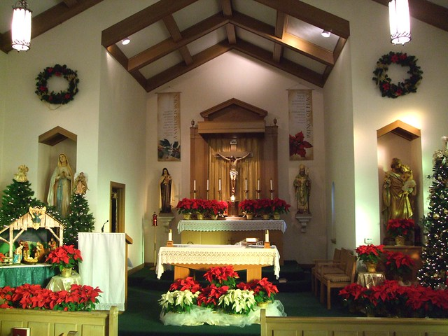 St. Patrick Catholic Church, Camp Grove, IL
