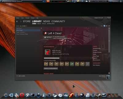 Steam-on-Linux