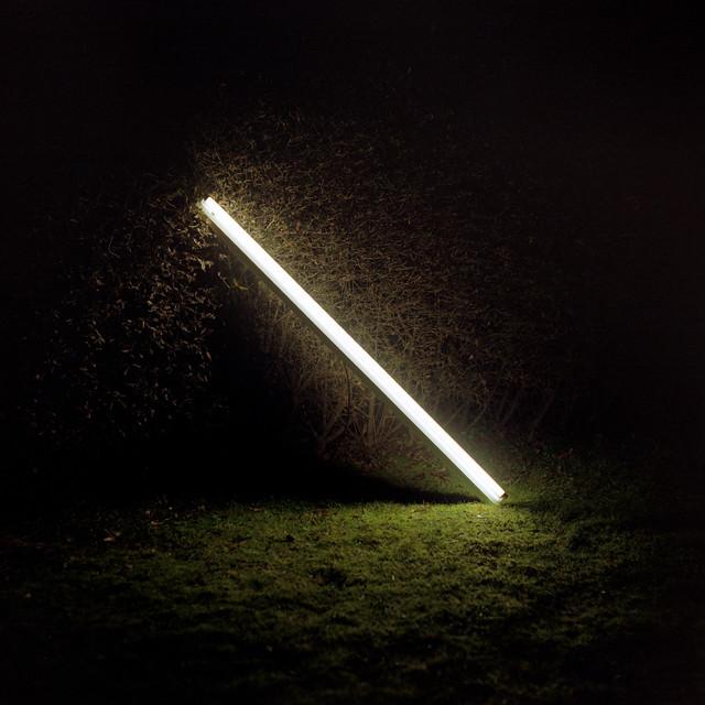 Diagonal [Garden Flavin]