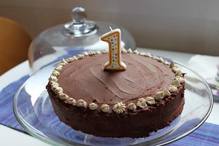 1st Birthday Cake   by pkingDesign