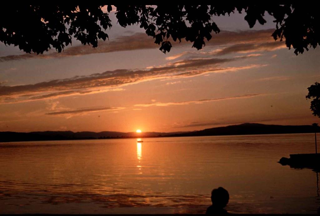 Lake Zurich - Switzerland