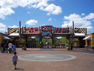 Columbus Zoo - Entrance | by Andrew Borgen