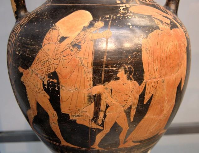 -0470 Salida de Eneas de Troya