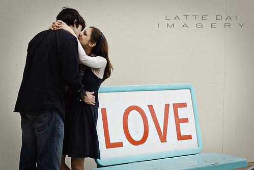 Jon & Rachel | by latteda