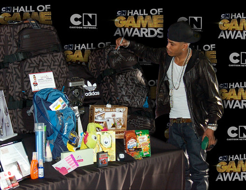 Nelly @ Cartoon Network Hall of Game Awards | by Niles Z