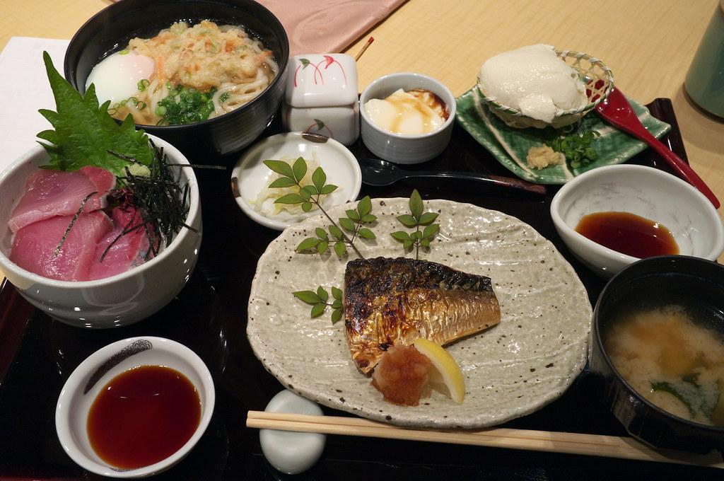 dinh dưỡng Washoku