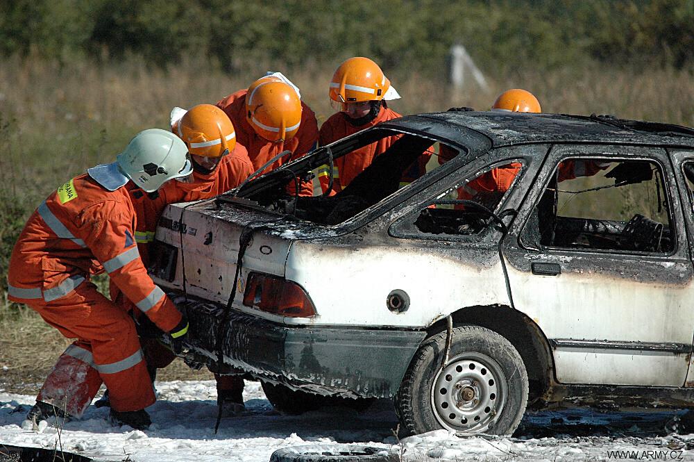 "Cvičení IZS ""Havárie"" (Military training IRS ""Accident"") | Flickr"
