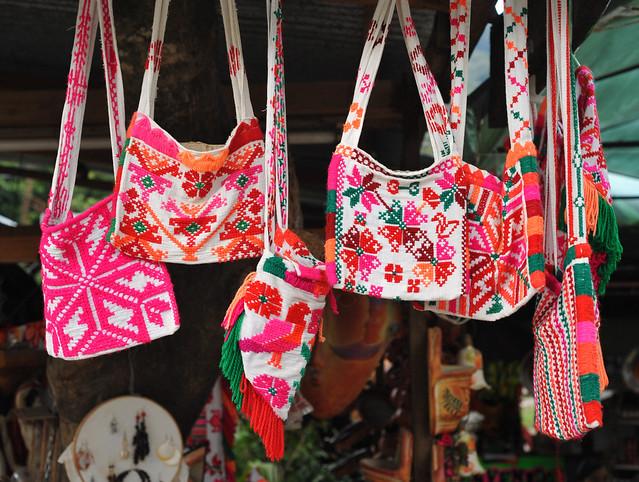 Tenek Huastec Bags