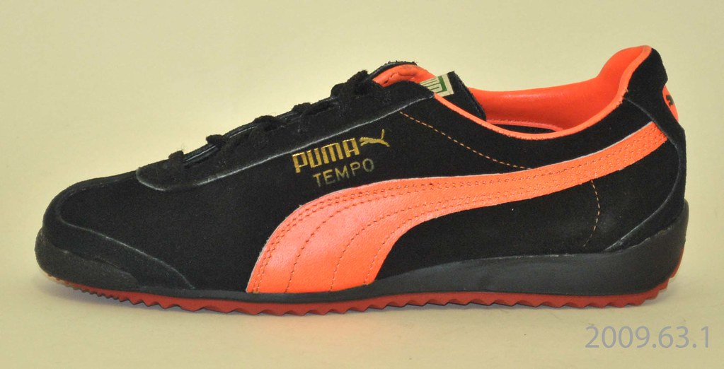 timeless design 76b29 09f91 ... Puma Tempo trainer   by Northampton Museums