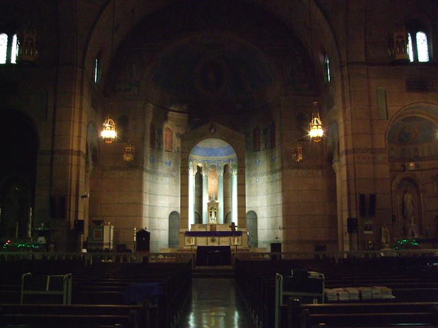 Shrine of the Sacred Heart Catholic Church, Washington, DC