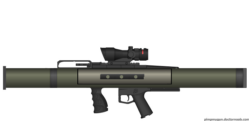 Rocket Launcher - M90 LAW | First time making one of these  … | Flickr