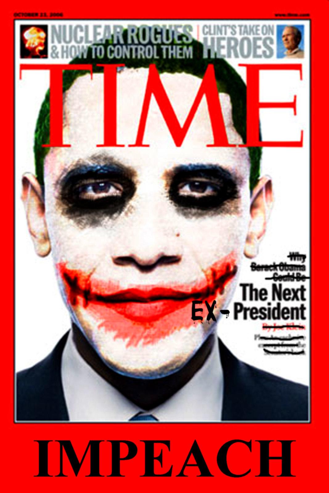 Time To Impeach Obama