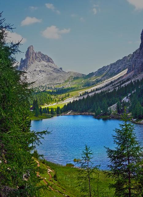 Un piccolo angolo di paradiso ......... il Shangri-là delle Dolomiti