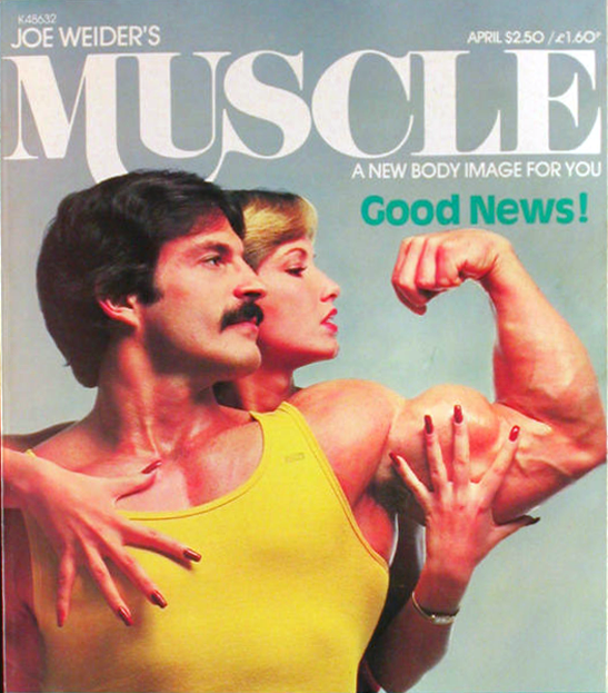 Mike Mentzer cover