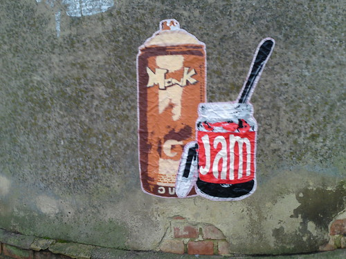 52/365 Seen on the Streets of Portsmouth - Jam | by Hexagoneye Photography