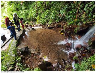 Waterfall Crocker Range National Park Keningau Flickr