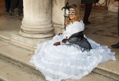 Carnival @ Venice 2011, Italy   by gminguzzi