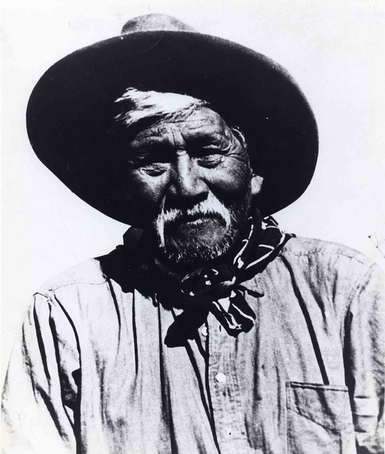 Pedro Chino, Cahuilla Indian Medicine and Chief and Witch of Tahquitz Canyon Fighter in Palm Springs, CA