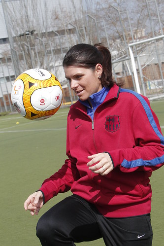 Mia Hamm | by Global Sports Forum