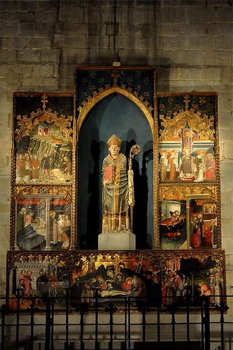 Santa Maria de Manresa. La Seu | by Monestirs Puntcat