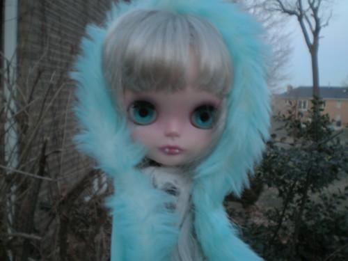morning early doll vampire walk blythe
