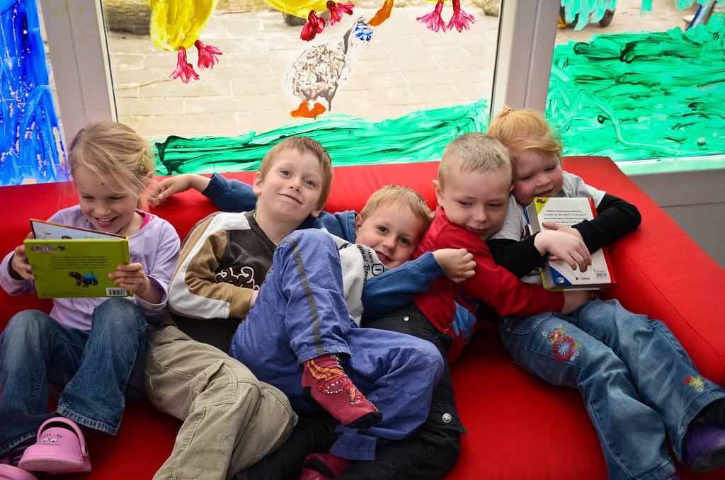 Børn i Broager havde mobning på programmet