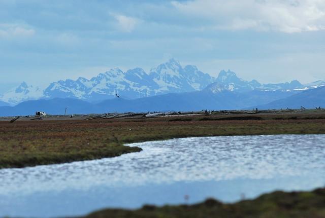 Si, aquí estuvo Dios :) Río Condor, Tierra del Fuego-Magallanes