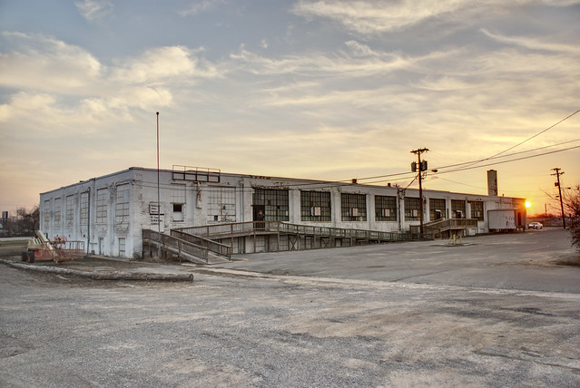 Wilson Factory, Cookeville, Tennessee