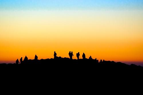 mountain kilimanjaro silhouette trek peak summit uhuru afsdxvrzoomnikkor18200mmf3556gifed