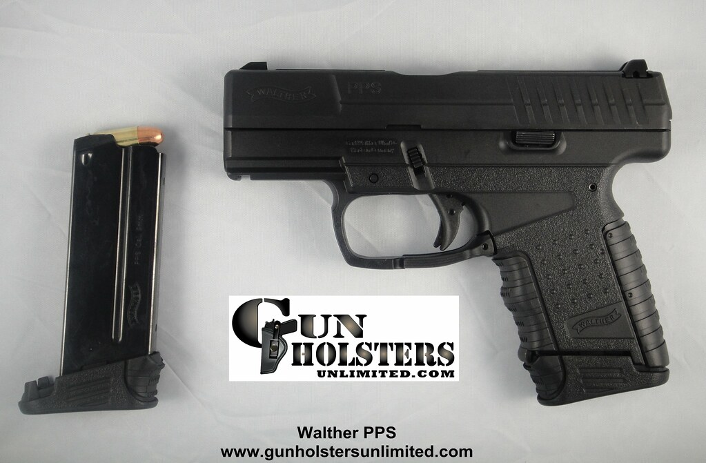 Walther PPS 1 Gun Holsters Unlimited www gunholstersunlimi
