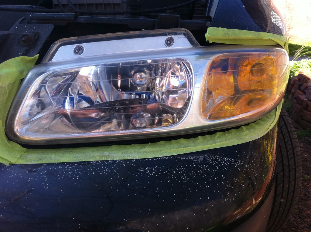best headlight restoration kit