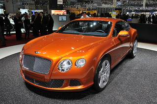 Continental (Mk2) - Bentley