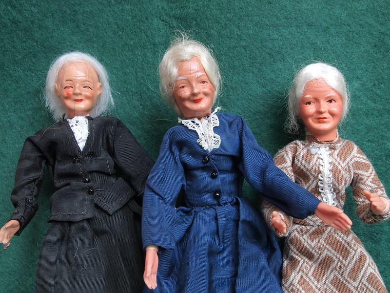 Caco Großmütter