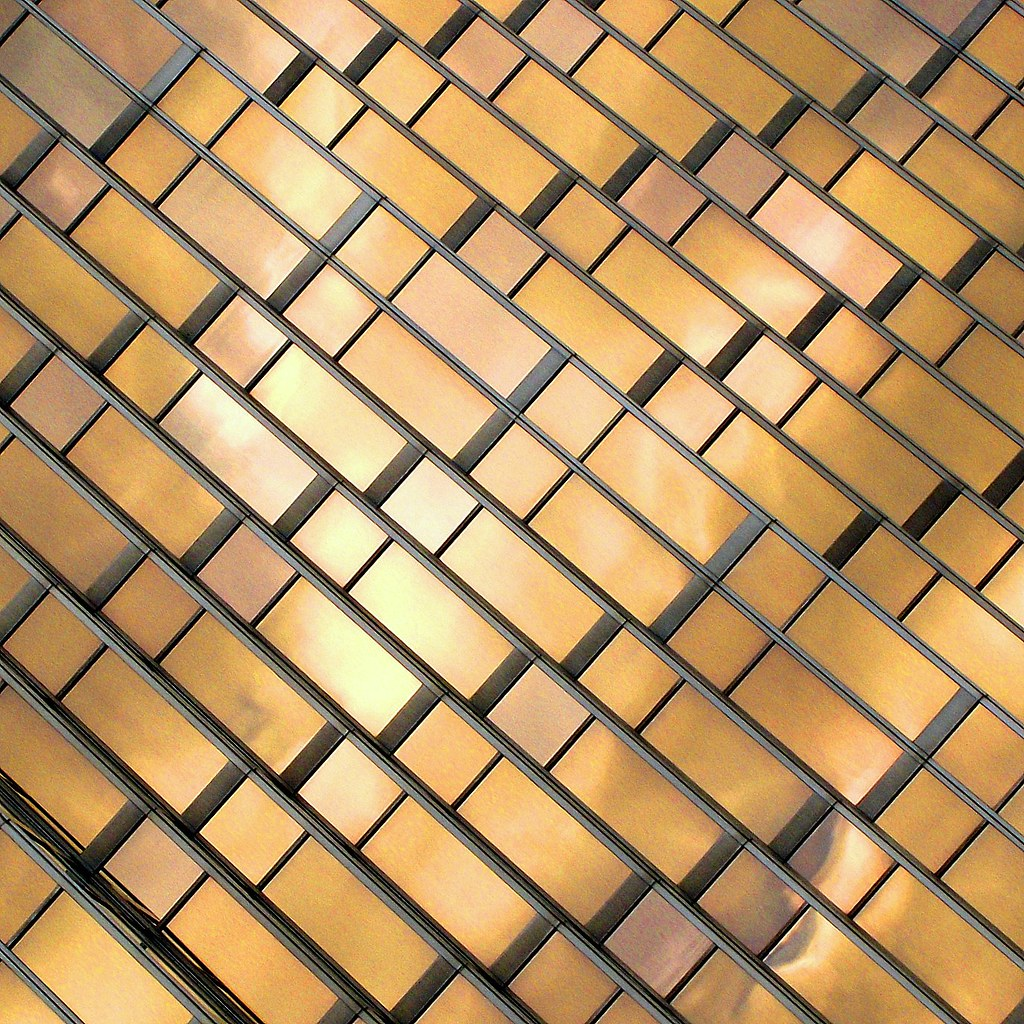 Toronto Abstract Square - Royal Bank Golden Tower - Flickr
