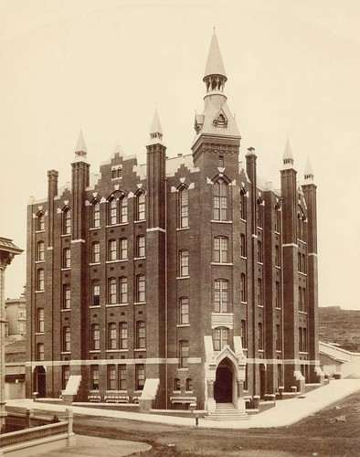 Cooper Medical College building | by Stanford Medical History Center
