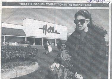 Hills Closed, hampton, VA January 14, 1997