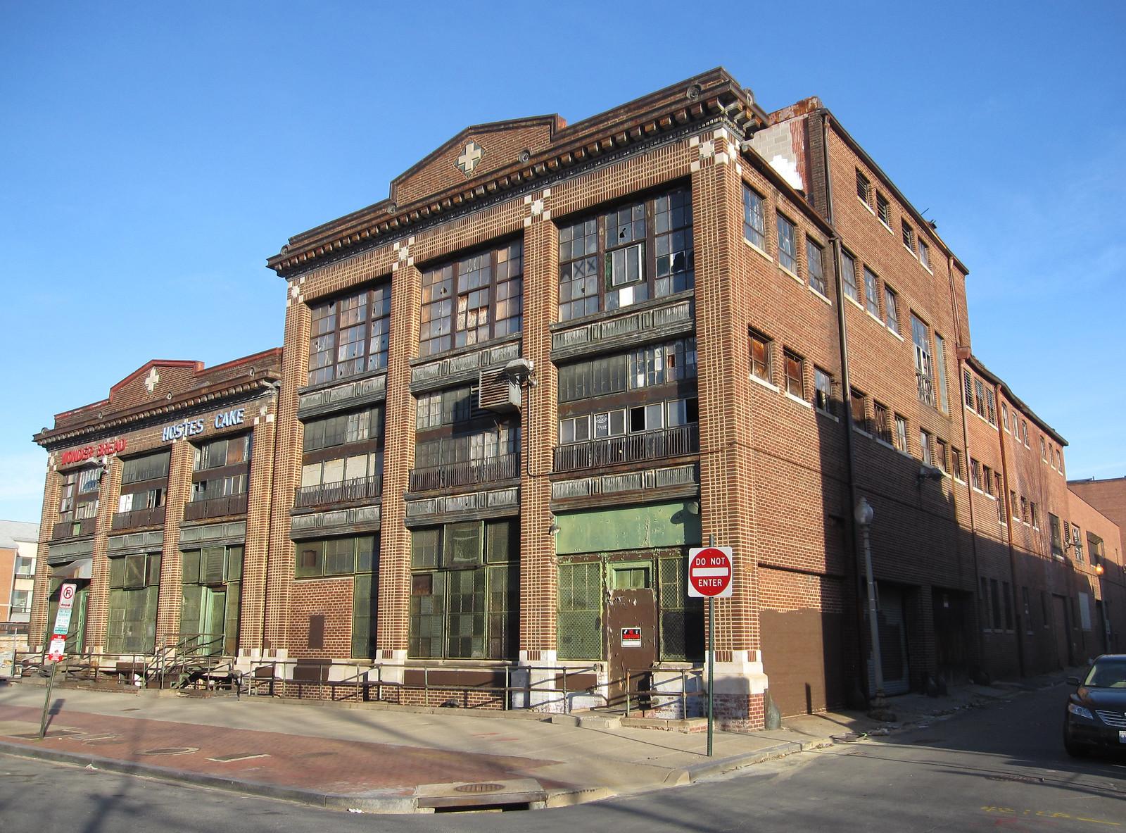 Dorsch's White Cross Bakery (Wonder Bread Factory)
