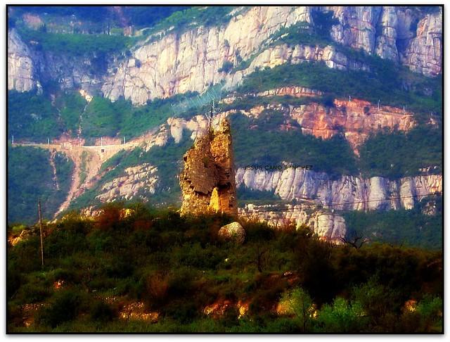 La Bestorre, Monistrol de Montserrat (el Bages)