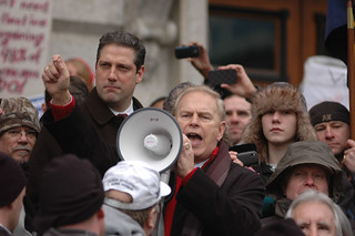 Rally in Columbus Opposing SB5 | by SEIU International
