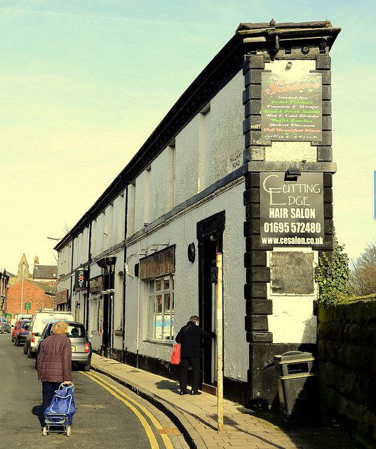 The Narrowest Shop In The World, Ormskirk, Lancashire