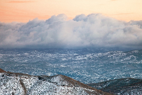 winter snow nature rock clouds canon landscape outdoors hiking hills explore highdesert 5d hesperia geology february southerncalifornia mojavedesert blm markii victorville applevalley explored ordmountains