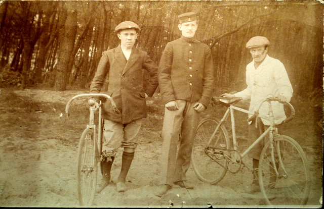 Two Cyclist Belgium