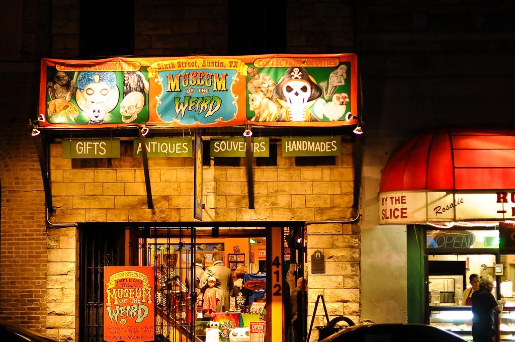 Museum Of The Weird Austin 5