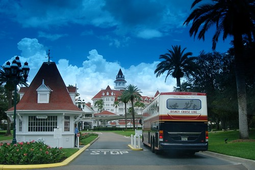 Approaching the Grand Floridian Gate House | by AmyMcHodges