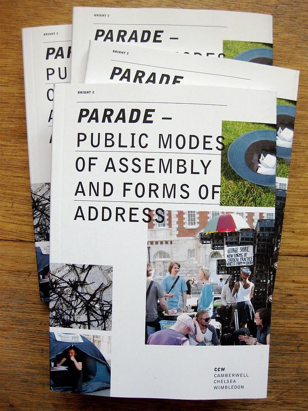 Parade publication