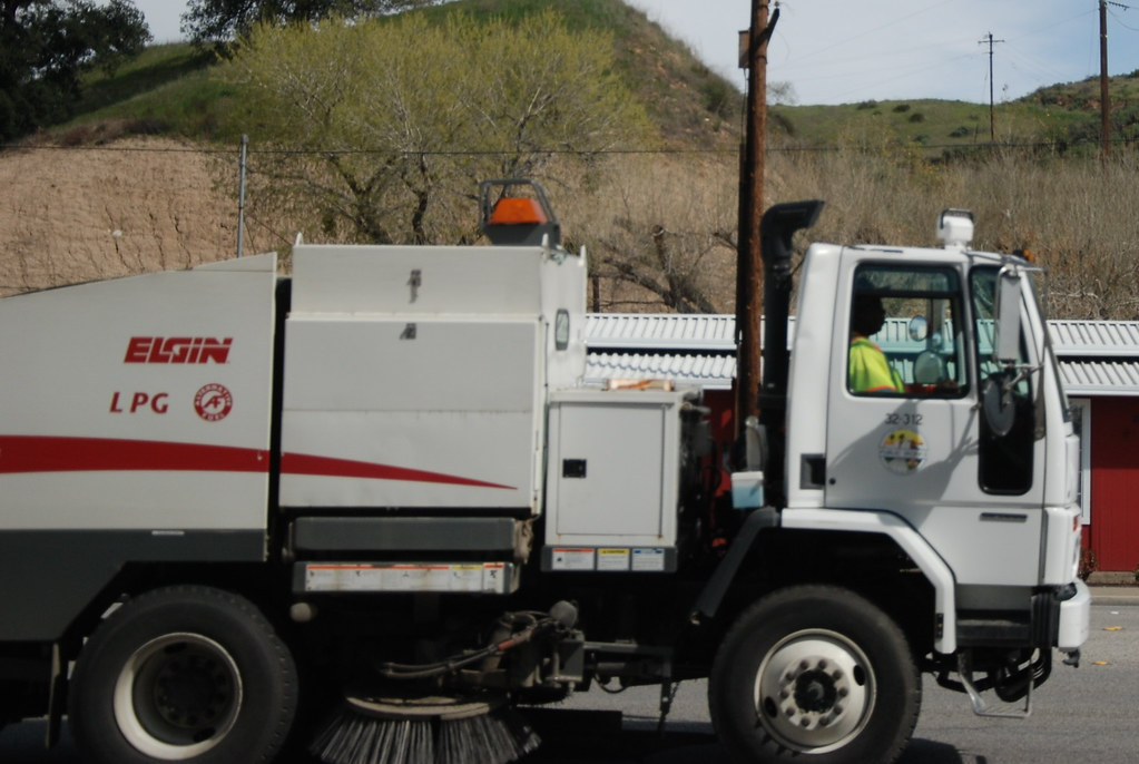 LOS ANGELES COUNTY DEPARTMENT OF PUBLIC WORKS (LACDPW) - E