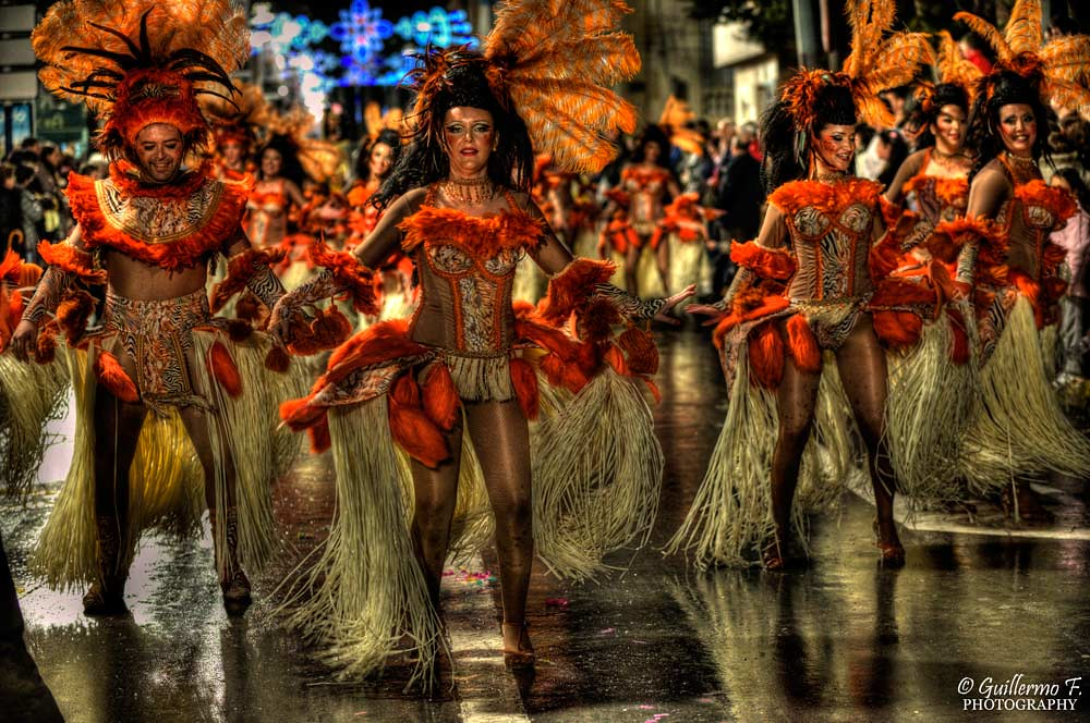 Carnaval Aguilas 2011